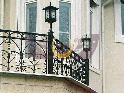 Заказать и купить кованые фонари и подсвечники в СПб