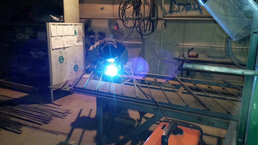 Металлоконструкции, сварочные работы в СПб и Ленобласти