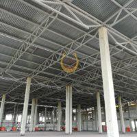 Подписан договор с СК «Профиль» на монтаж металлоконструкций